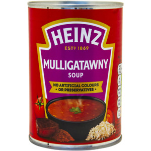 Heinz Mulligatawny Soup 400g - Pack of 6