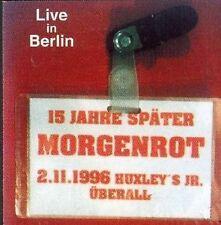 "Morgenrot: ""Live in Berlin"" (CD)"