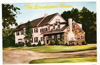 Undated Unused Postcard The Eisenhower Home Gettysburg Pennsylvania PA