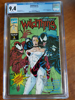 WILDTHING # 1 FIRST NIKKI DOYLE CGC GRADED 9.4 MARVEL COMICS VENOM CARNAGE