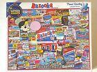 White Mountain Jigsaw Puzzle 1000 PC Bazooka by Charles Girard 2016 NEW SEALED