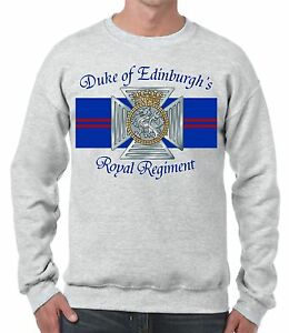 DERR TShirt Duke of Edinburgh's Royal Regiment Sweatshirt T-Shirt