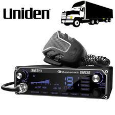 Uniden Bearcat 980 SSB CB Radio Trucker 40 AM Channels Plus SSB PA