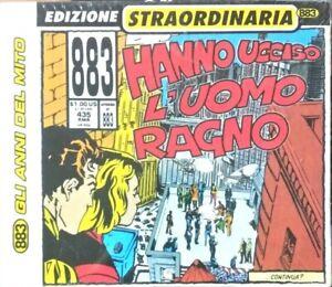883 - HANNO UCCISO L' UOMO RAGNO - CD NUOVO SIGILLATO