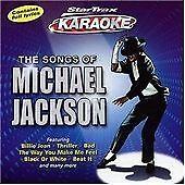 Karaoke - Songs of Michael Jackson [Startrax] (2003)