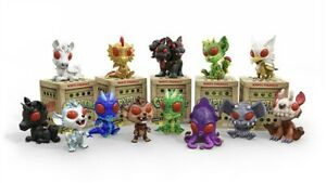 Cryptkins You Choose Vinyl Figures Hot Topic Cryptozoic Exclusives Chase & Set