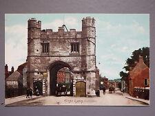R&L Postcard: King's Lynn, South Gate, Raphael Tuck Photochrome