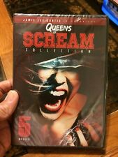 Queens of Scream Collection, (DVD, 2015)Sealed,Horror,Thriller,Retro