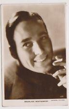 Cinéma Star Carte Postale - Douglass Montgomery - (A39)