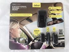 New listing Jabra Journey Bluetooth In-Car Hands Free Speakerphone Hfs003 Speaker Kit