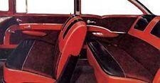 57 Chevy Bel Air 2-Door Sedan Seat Covers *NEW* 1957 Chevrolet