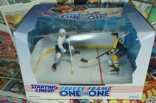 1997 Starting Lineup NHL Freeze Frame One on One Mats Sundin & Ray Bourque