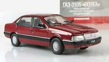 DeAgostini 1:43 Soviet GAZ-3105 Volga №98 cars USSR