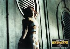 The Fifth Element movie poster - German style print # 1 - Milla Jovovich