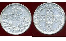 PORTUGAL  10  centavos 1971 ( bis )