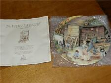 Royal Doulton Wheelwright Country Craft Plate S Neale