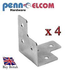 Large Corner Braces for flightcases and furniture ( 4 off )
