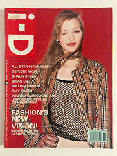 I-D MAGAZINE October 1993 The New Look Issue