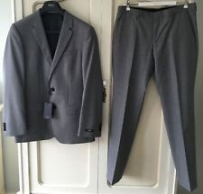 HUGO BOSS Wool Checked Suits & Tailoring for Men