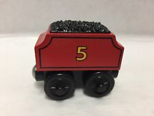 Thomas and Friends James Tender Wooden Railway Number 5