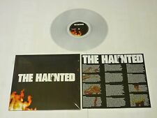 "The Haunted ""The Haunted"" 'Shattered' Clear Vinyl - NEW Ltd to 500 Copies!"