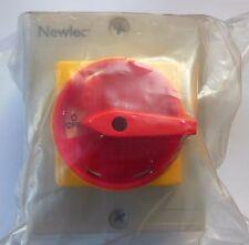 Newlec 32a 4 polos Interruptor desconecta aislante CIERRE nlsw324pe