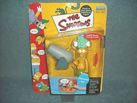 THE SIMPSONS WORLD OF SPRINGFIELD INTERACTIVE FIGURE SIDESHOW MEL SERIES 5 - NEW