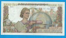 Gertbrolen 10 000 FRANCS ( Génie Français )  du 5-7-1951  R.1673
