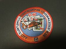 New listing Us Coast Guard Air Station Atlantic City, New Jersey Patch