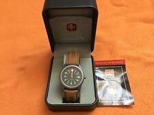 New - MARLBORO SWISS ARMY MEN'S WATCH