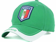 New Men's Mexico FIFA World Cup Penalty Spot Soccer Football Cap Hat Green