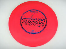 Disc Golf Discraft Pro-D Crush Maximum Distance Driver 173g Red