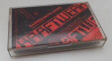 Kraftwerk Live Hammersmith Odeon 1981 concert - audio cassette tape synthesiser
