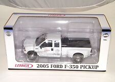 LENNOX 2005 FORD F-350 PICK-UP DIE CAST 1:25 MODEL TRUCK TONNEAU COVER NIB RARE!