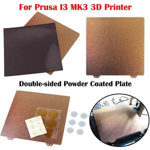 PEI Spring Steel Sheet 220MM Powder Coated Plate for Prusa I3 MK3 3D Printer