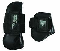 Norton Horse Riding Equestrian Pony Pro Tendon Fetlock Boots Set Pack of Four