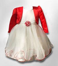 Robes rouge pour fille de 0 à 24 mois, taille 12 - 18 mois