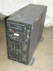 Dell Poweredge 2800 Tower Computer Server Ultrium 3 w A Few Hard Drives