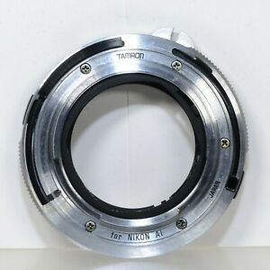 Tamron Adaptall-2 Custom Mount for Nikon Ai  | With Prong | Excellent Condition