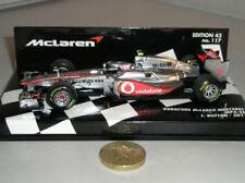 Coches de carreras de automodelismo y aeromodelismo Jenson Button Escala 1:43