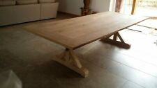 dining table solid wood hand made dining tables reclaimed rustic tables