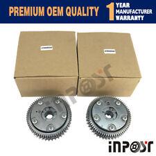 Pair Left Intake Camshaft Adjuster For Mercedes W164 W221 2720505247 2720505347