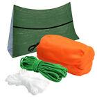 ALBATROSS+Survival+Emergency+Sleeping+Bag+Waterproof+Thermal+Bivy+with+Whistle