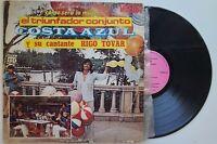 Costa Azul Y Su Cantante Rigo Tovar 1973 RARE LP / Latin Funk & Cumbia /