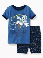 2 pc SET LONG SLEEVE NWT GIRLS OLD NAVY PAJAMAS PJS SIZE 2T 18 24 months FOX