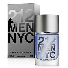 212 MEN de CAROLINA HERRERA - Colonia / Perfume EDT 30 mL Hombre / Uomo CH NYC