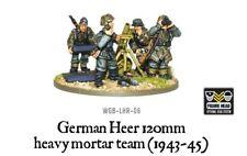 BOLT ACTION Entièrement neuf dans sa boîte allemand Waffen-SS 81 mm Moyen Mortier Team WGB-LSS-06