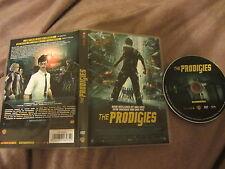 The Prodigies de Antoine Charreyron, DVD, SF/Action