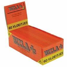 Rizla Vloei Oranje Box