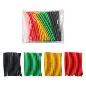 300pcs 2:1 Heat Shrink Tubing Insulation Wire Cable Sleeve Kit for DIY